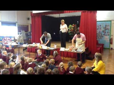 Castlefort JMI School's Bake-Off!