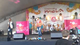 Nafees Sazaa London mela