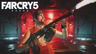 Far Cry 5 LOST ON MARS All Endings - Final Boss & Ending