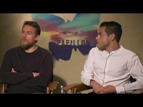Charlie Hunnam talks to Harkins Behind the Screens