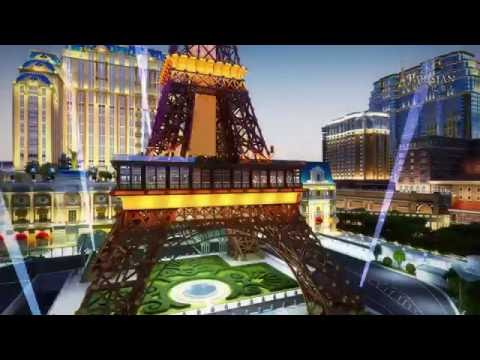 Parisian Macao fly through animation