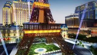 Parisian Macao fly through animation