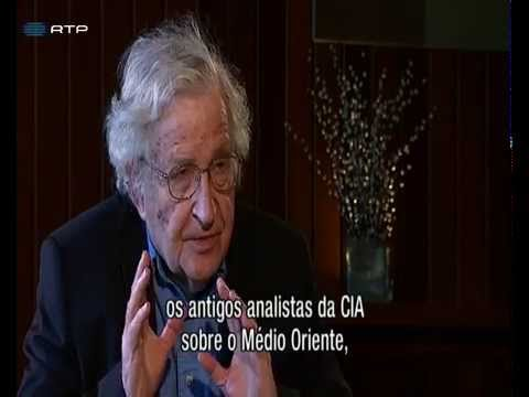 Noam Chomsky - Interview to the Portuguese national TV, May 2015