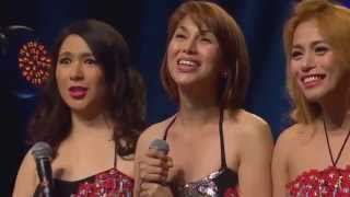 Asia's Got Talent - Trio Miss Tres brings big surprise with Sex Bomb