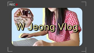 우정 Vlog | 온라인 실습 중인 간호대학생의 일상/늦은 업로드 죄송해요😅/식단 관리/자취생의 일상