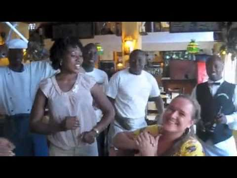 Swahili Birthday Song