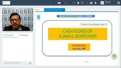 Chapter 10 - Cash Flows of a Small Borrower