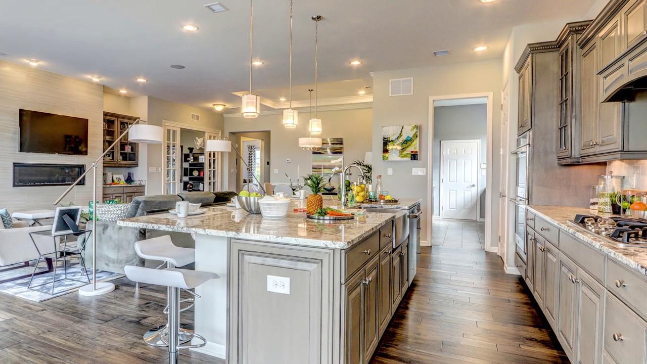 K Hovnanian Homes Extraordinary Kitchens