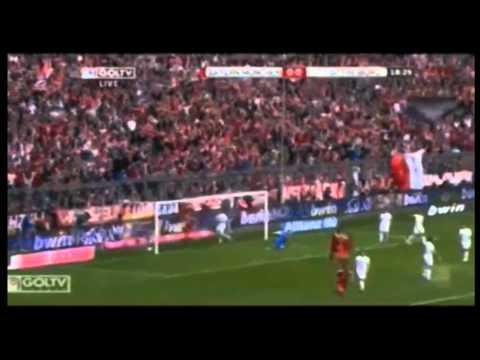 Dante Goal - Bayern Munich vs SC Freiburg