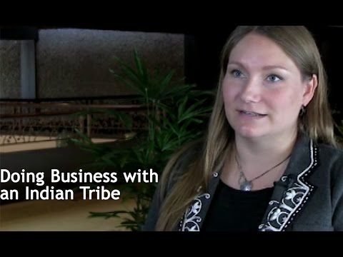 Doing Business with an Indian Tribe
