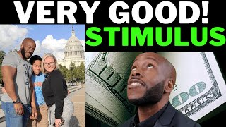 $1200 VERY GOOD!!  Second Stimulus Check Update:  STIMULUS PACKAGE + Unemployment