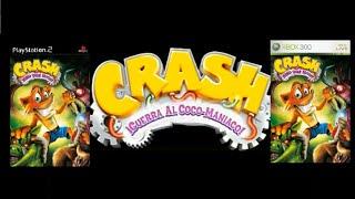 Crash MOM: Comparación Xbox360-PS2 (1ª Parte)