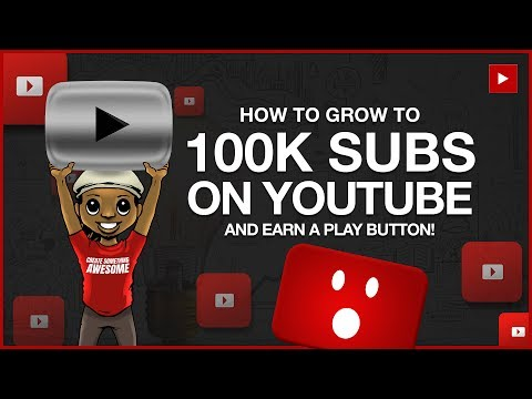 How to Get 100K Subscribers In YouTube - 동영상