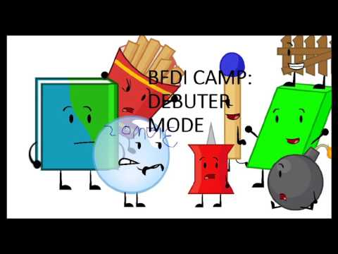Debuter thing for BFDI Reanimated