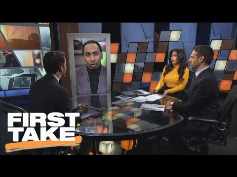 Should Cowboys Be Concerned Over RB Elliott's Off-Field Issues? | First Take | February 23, 2017