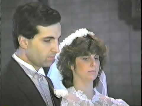 Rudy & Lynn Granata Wedding 2-21-1988 Part 2