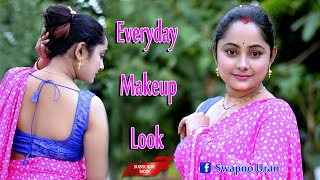 Everyday Makeup Routine | Quick And Easy Makeup Tutorial | Natural Makeup Tutorial | No Foundation