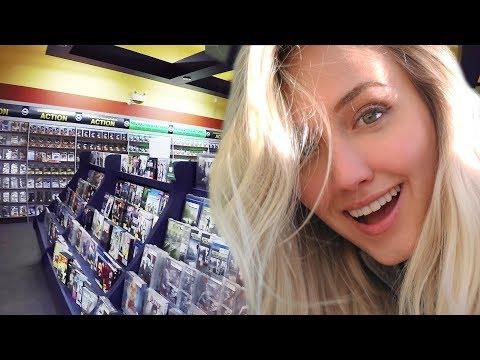 Video Rental Stores Still Exist!