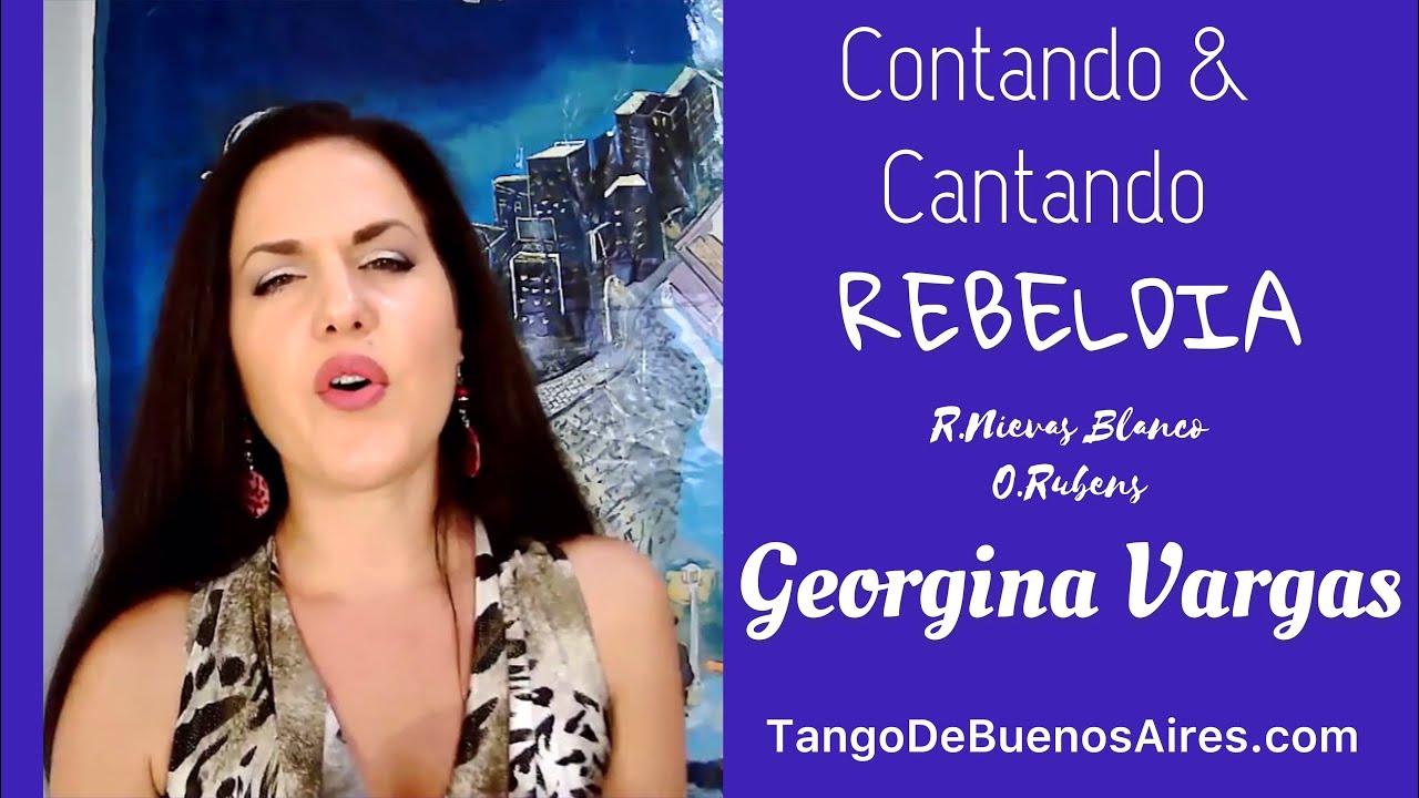 Contando & Cantando el TANGO ¨REBELDIA¨