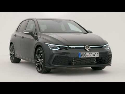 First Look 2021 Vw Golf Gtd Mk8 Youtube