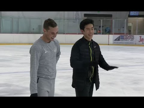 Olympic Figure Skaters in Lakewood