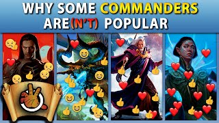 Why Some Commanders Are(n't) Popular l The Command Zone #271 l Magic: the Gathering Commander EDH