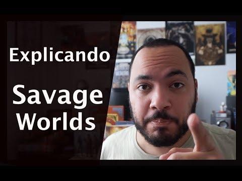 Explicando savage Worlds | RPG