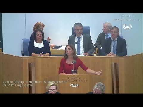 58. Landtagssitzung Rheinland-Pfalz vom 24.05.2018 komplett