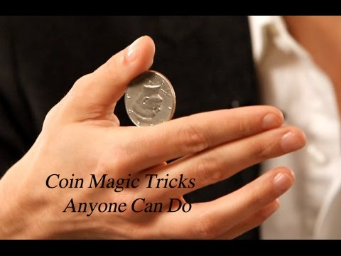 Coin Magic Tricks! REVEALED | Magic Tricks with Coin - YouTube