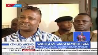 Wauguzi wawili Nairobi wanapokea matibabu baada ya kushambuliwa na mgonjwa