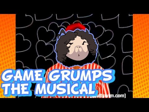 Game Grumps The Musical: Dan Sings There Are So Many Ways a Man Can Show You His Love-Mario Odyssey