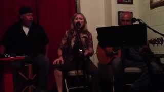 Patty Mattson - Forgiveness Acoustic Version Jumpcut Cafe June 2013