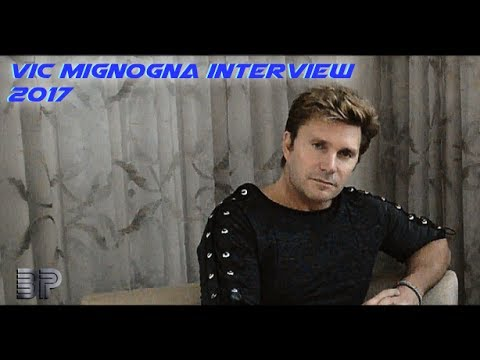 Exclusive interview with Vic Mignogna