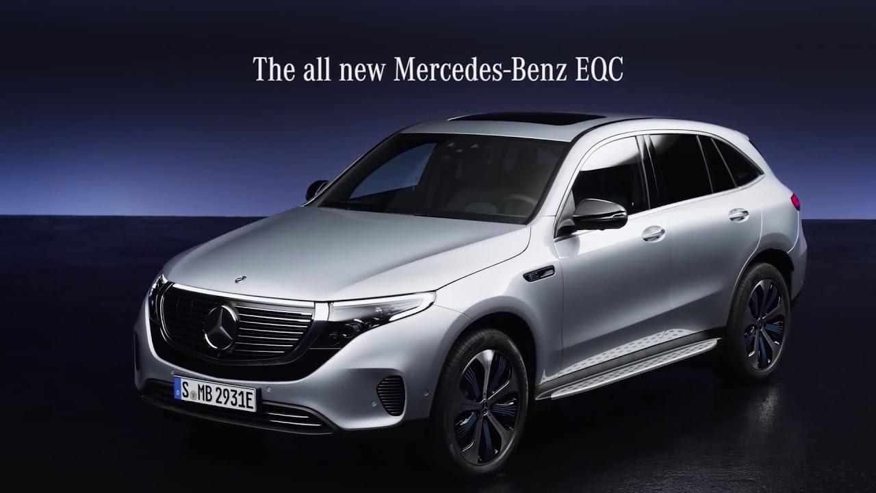 Electric Now Has A Mercedes De Nieuwe Eqc Youtube