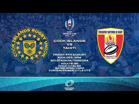 Cook Islands vs Tahiti