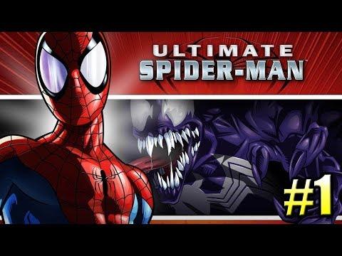Совершенный Человек паук #1 {Ultimate Spider Man} — Вы Просили, я Сделал {PC} прохождение часть 1