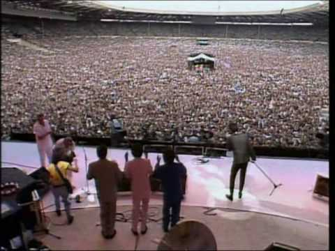 Live Aid 85 - Paul Young, Everytime You Go Away