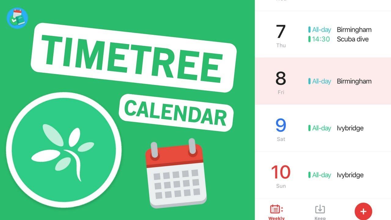 TimeTree Calendar | Full Review