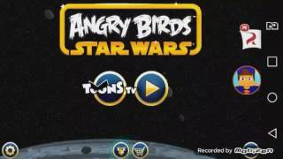 Angry birds star wars-ep9 as fases tam dificieis