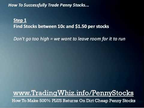 How To Pick Hot Penny Stocks (Pt.1)