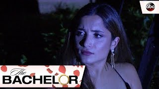 Drama Between Onyeka and Nicole - The Bachelor Deleted Scene
