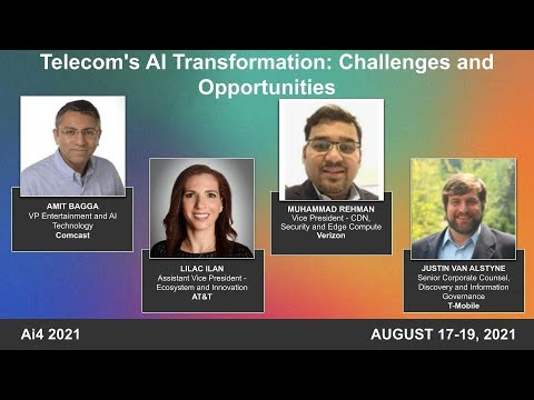 Telecom's AI Transformation: Challenges and Opportunities