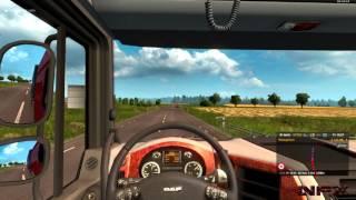 Lets Play Euro Truck Simulator 2 MultiPlayer Folge# 1 Und der Verrückte Voice Chat