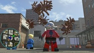 LEGO Marvel Super Heroes - Ant-Man Unlocked + Free Roam Gameplay (Character Token Guide)