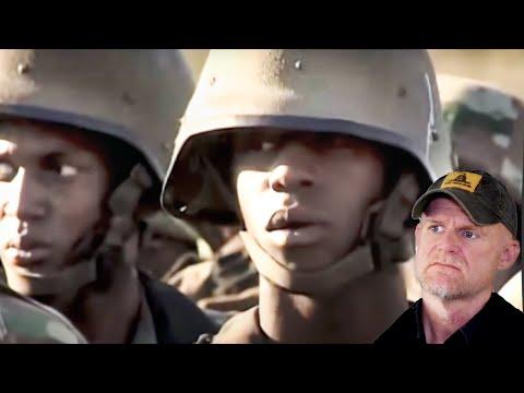 Parachute Regiment Selection: Maroon Berets SA (Marine Reacts)