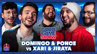 Domingo & Ponce vs Jiraya & Xari - Good Game Show