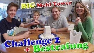 BIG Mehl Tower Challenge 2 TipTapTube