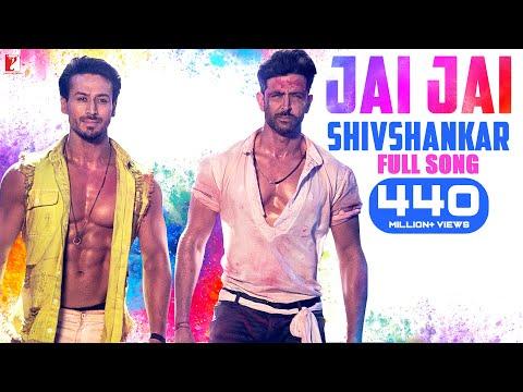 Jai Jai Shivshankar - Full Song | War | Hrithik Roshan, Tiger Shroff | Vishal & Shekhar, Benny Dayal