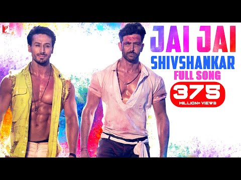 Jai Jai Shivshankar Full Song  War  Hrithik Roshan, Tiger Shroff  Vishal & Shekhar, Vishal, Benny