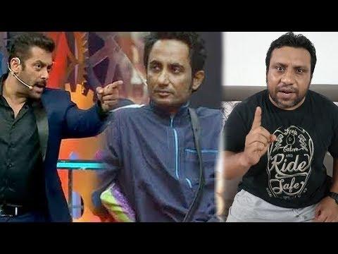 Salman Khan's Crazy Fan SHOCKING INSULT To Zubair Khan's Bigg Boss 11 Controversy